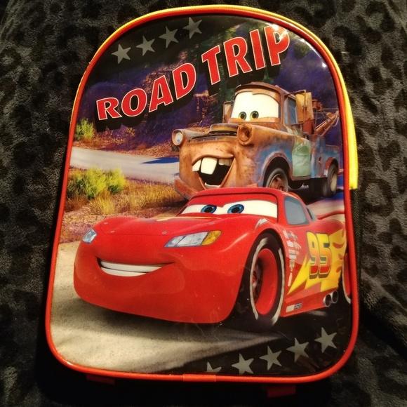 d9e77d75193 Disney Cars mini backpack. NWT